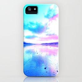 Bright Sunset Beach iPhone Case
