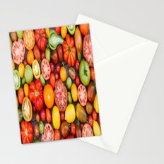 tomatoes Stationery Cards