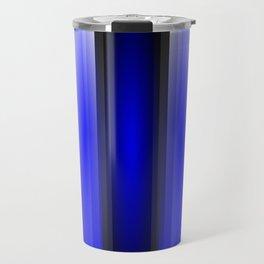 In the blue light Travel Mug