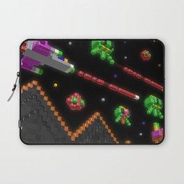 Inside Defender Laptop Sleeve