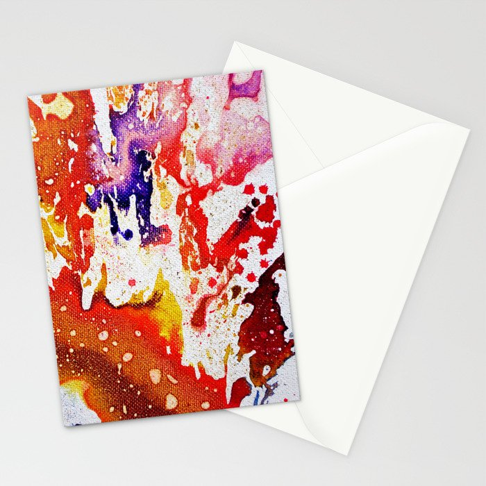 Polychromoptic #1A Stationery Cards
