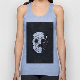 jason voorhees - Friday the 13th Unisex Tank Top