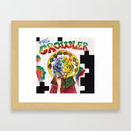 The Growler Framed Art Print