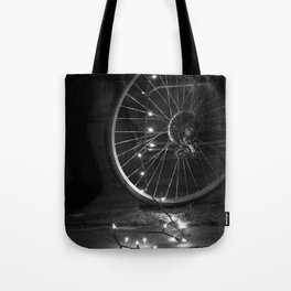 Hope in the Spokes Tote Bag