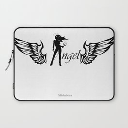 Angel Diabla Laptop Sleeve