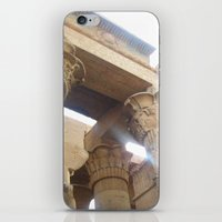 egypt iPhone & iPod Skins featuring Egypt by Carissa W.