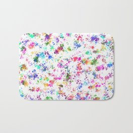 Expression of color Bath Mat