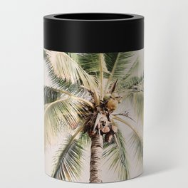Tropical Palm Tree Can Cooler