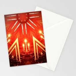 Holy Flame Stationery Cards
