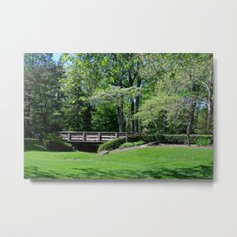 All Day Long Metal Print