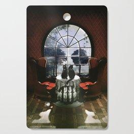 Room Skull Cutting Board
