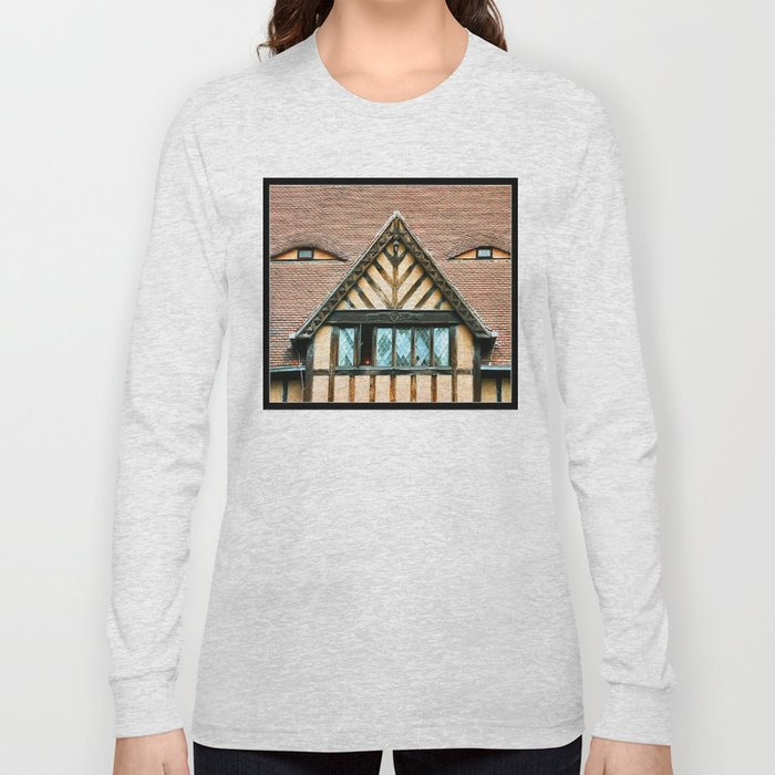 Someone is Looking at You ! Long Sleeve T-shirt