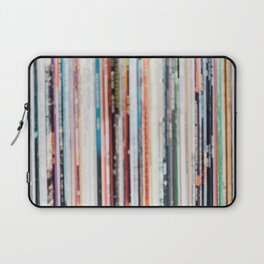 Abstract Records Laptop Sleeve
