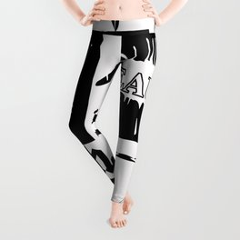 Filth and Beauty Leggings