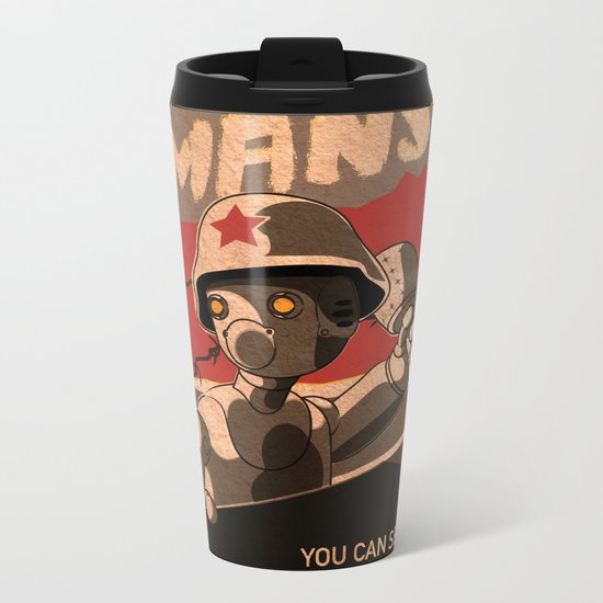 Propaganda Series 6 Metal Travel Mug