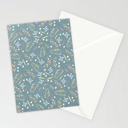 wattle flower Stationery Cards