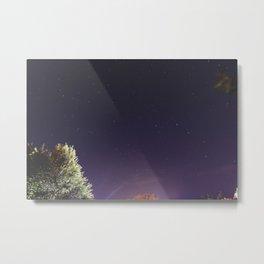 Wishing Tree Metal Print