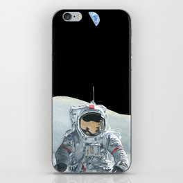 Home Planet iPhone Skin