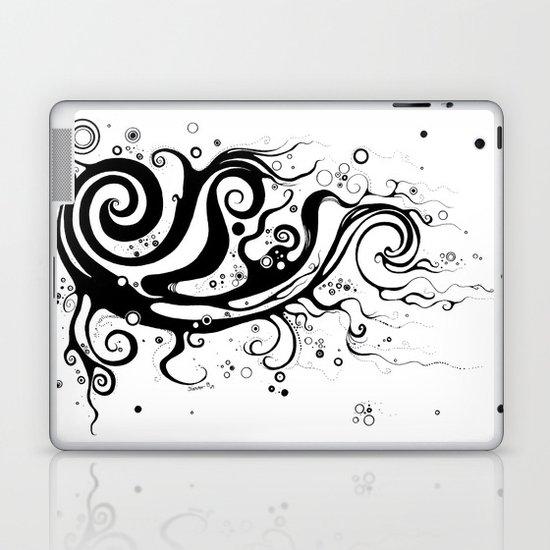 CURVES Laptop & iPad Skin