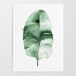 Banana Leaf no. 6 Poster