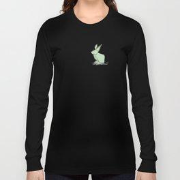 Origami Bunny Buddy Long Sleeve T-shirt
