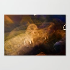 Dam Canvas Print