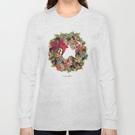 a-wreath-a Long Sleeve T-shirt