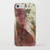 demon iPhone & iPod Cases featuring demon by anobviousaside