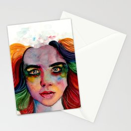 A Grieving Rainbow Stationery Cards