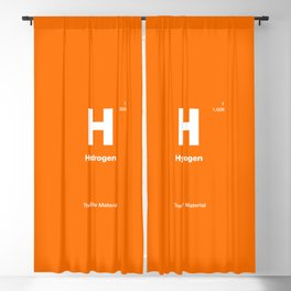 Hydrogen Blackout Curtain