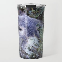 Having Lunch In The Trees Travel Mug