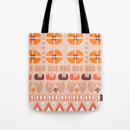 Nostalgic Summer Tote Bag