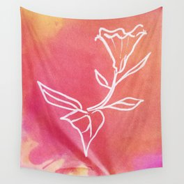 Floral No.22 Wall Tapestry