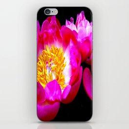 Spring Peonies  iPhone Skin