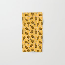 chicken and waffles Hand & Bath Towel