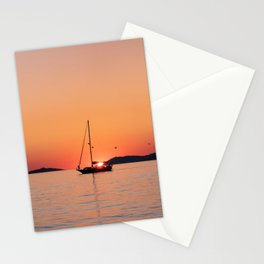 Gorgeous Ocean Sunset Stationery Cards