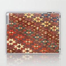 Ikat Rug 3 Multi Laptop & iPad Skin