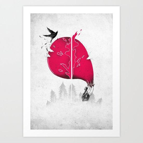 OH SH*T! Art Print
