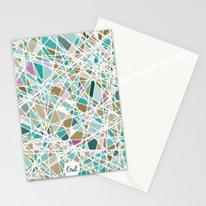 out glass Stationery Cards
