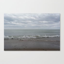 another day, another wave Canvas Print