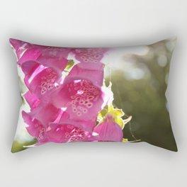 Rosea Flos Natura Rectangular Pillow