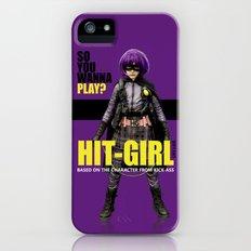 Hit-Girl Slim Case iPhone (5, 5s)