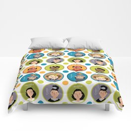 Awesome Women Comforters