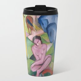 Franz Marc, The Dream Travel Mug