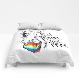 #STUKGIRL Ivie Comforters
