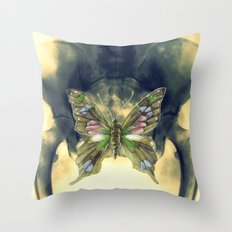 Experiment 5: Camouflage Throw Pillow