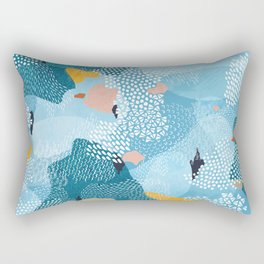 Calm Rectangular Pillow