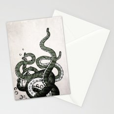 Octopus Tentacles Stationery Cards