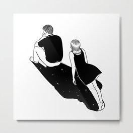 Unrequited Love Metal Print