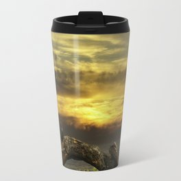 Oregon Coast - Golden Hour Travel Mug